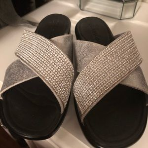 Brand New Bling Sandals - Sketchers